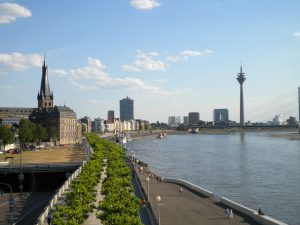 Duesseldorf - a perfect place to relocate after Brexit